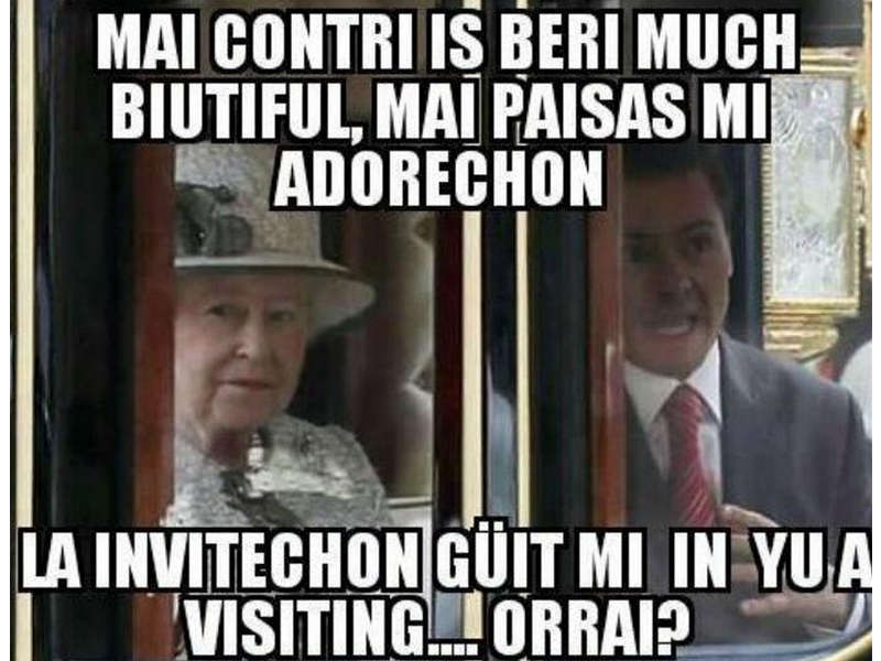 Enrique Peña Nieto Memes
